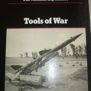 The Vietnam Experience Tools of War by Edgar C. Doleman. HARDCOVER