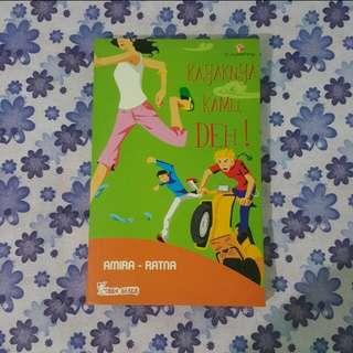 Promo bundle! 3 buku 30ribu (swipe to see)