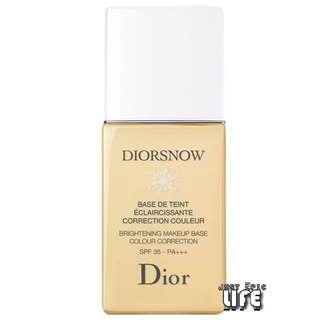 DIOR Diorsnow Brightening Make-Up Base Colour Correction