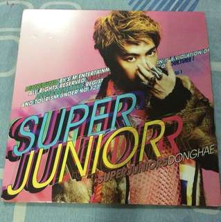 SUPER JUNIOR THE 5th Album  (Mr. Simple)