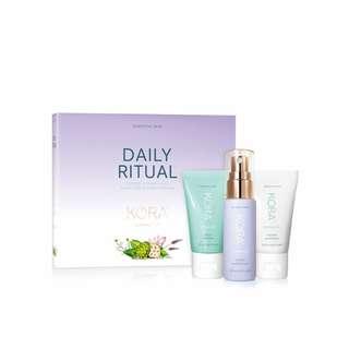 🆕 Kora Organics by Miranda Kerr ♣️♣️ 3 Step System - Sensitive Skin 3 Products