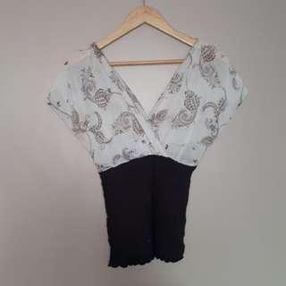 Stretchable Kimono Top