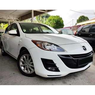 Mazda 3 1.6 (A) 2013