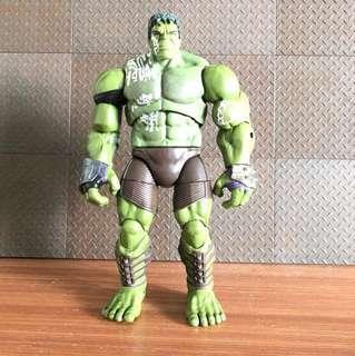 Marvel legends baf hulk aga M hulk