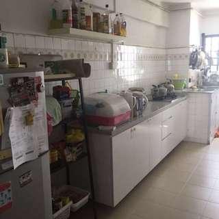 Big 3 room flat in Ang Mo Kio
