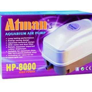 Atman Hp 8000 Air pump 4200L/Hr