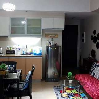 Eastwood  legrand condo unit