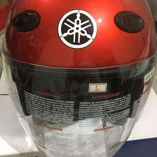 HJC Yamaha Half-faced Helmet