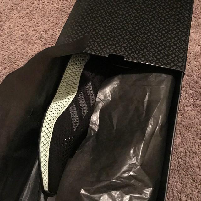 4D adidas trainner