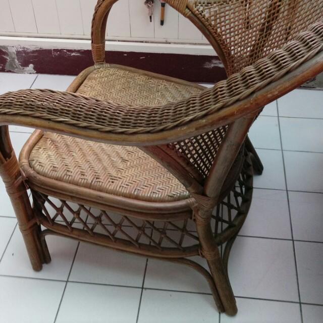 二手藤椅(過年出清)