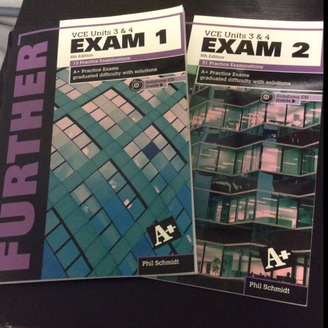 A+ Furthermath practice exam booklets