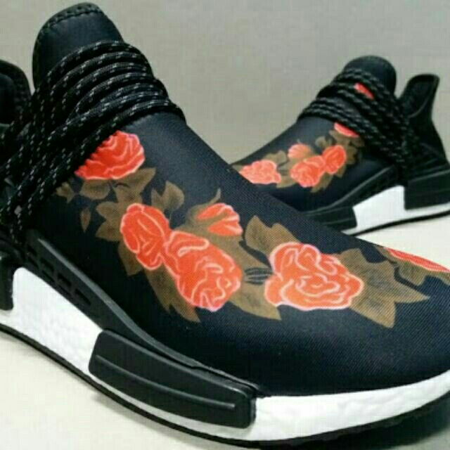 b1244bcc4a2a7 Adidas Human Race Gucci Floral NMD ft Pharrell Williams