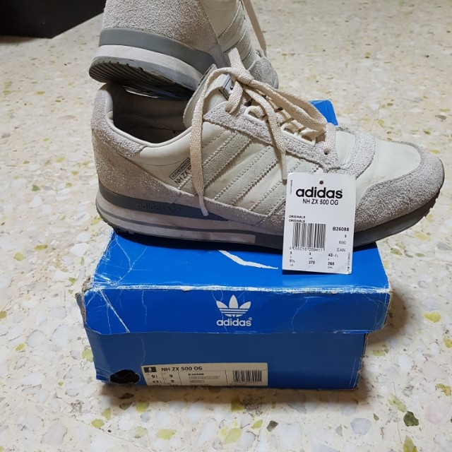 d37ad90e6 Adidas NH ZX 500 OG.Adidas x neighborhood.DEADSTOCK.