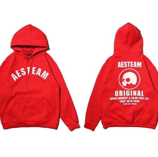 Aes hoodie M號