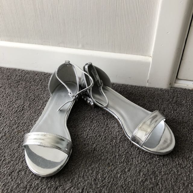 Asos Silver sandal