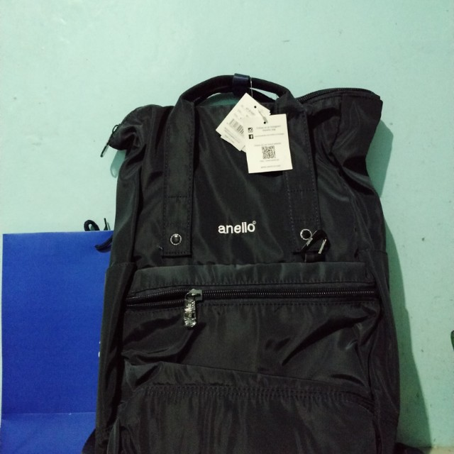 Authentic Anello Urban Street Backpack