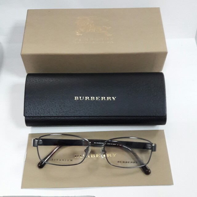Authentic Burberry Eyeglasses