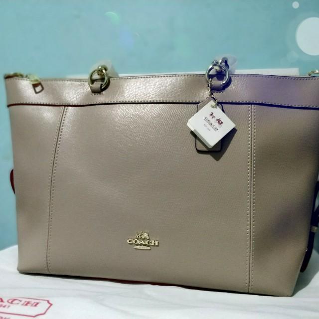 Authentic Coach Large Handbag