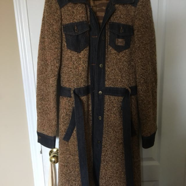 Authentic D&G outerwear