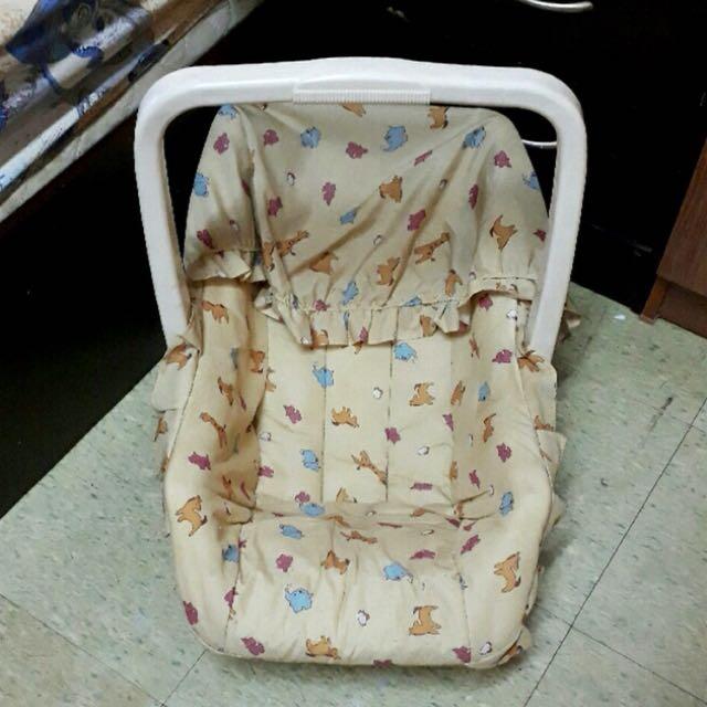 Baby basket / Rocking chair