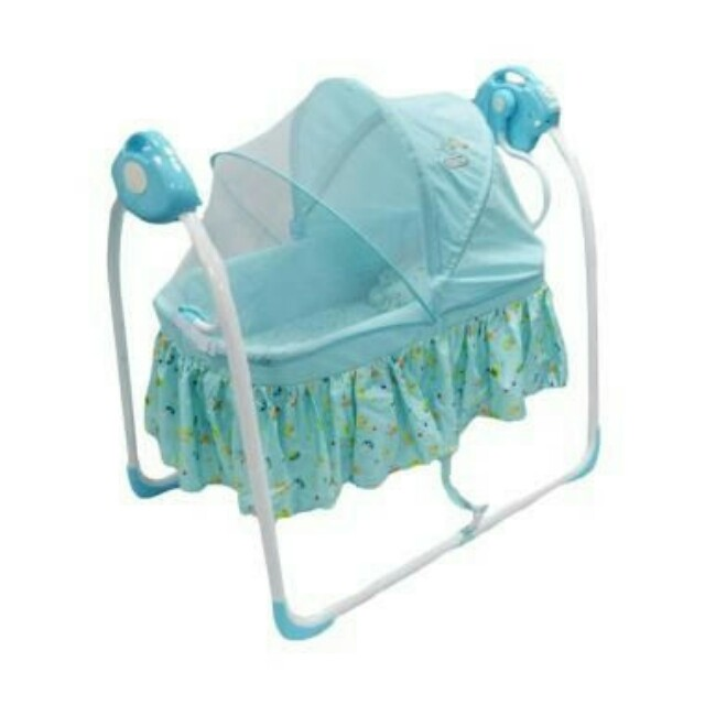 Baby Elle Automatic Swing Bed