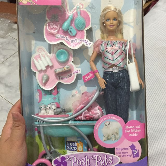 Barbie Kitten Style Set