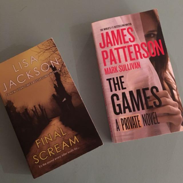 Brand new books !