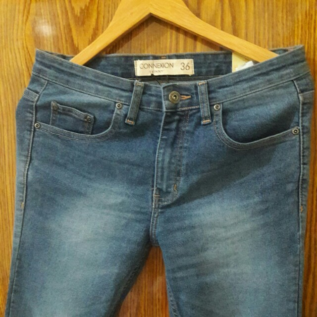 Celana Jeans Skinny merek Connexion