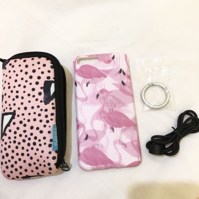 Cellphone case/ pouch or earphone