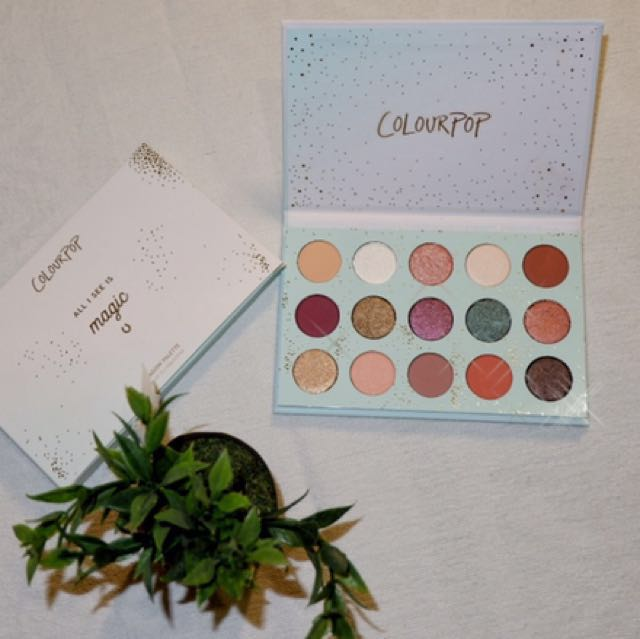 Colourpop All I See Is Magic (eyeshadow palette)