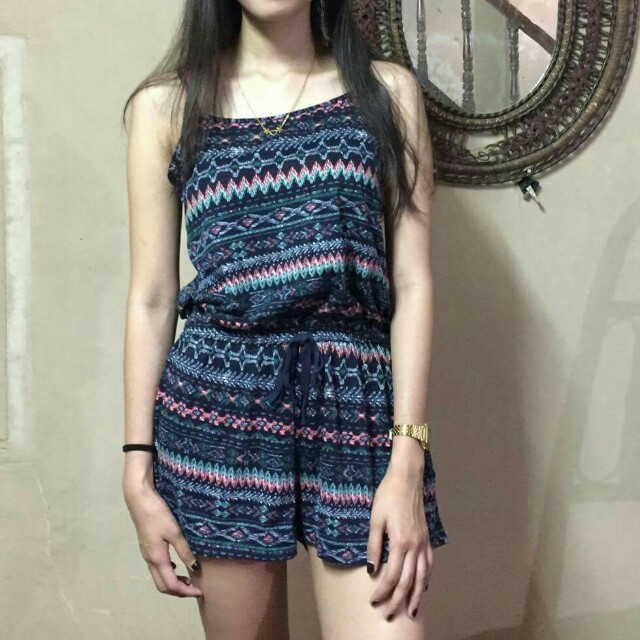 exclusive deals limited style wide selection of colors Cotton On Romper on Carousell