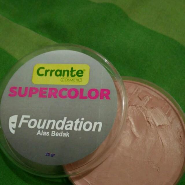 Crrante foundation