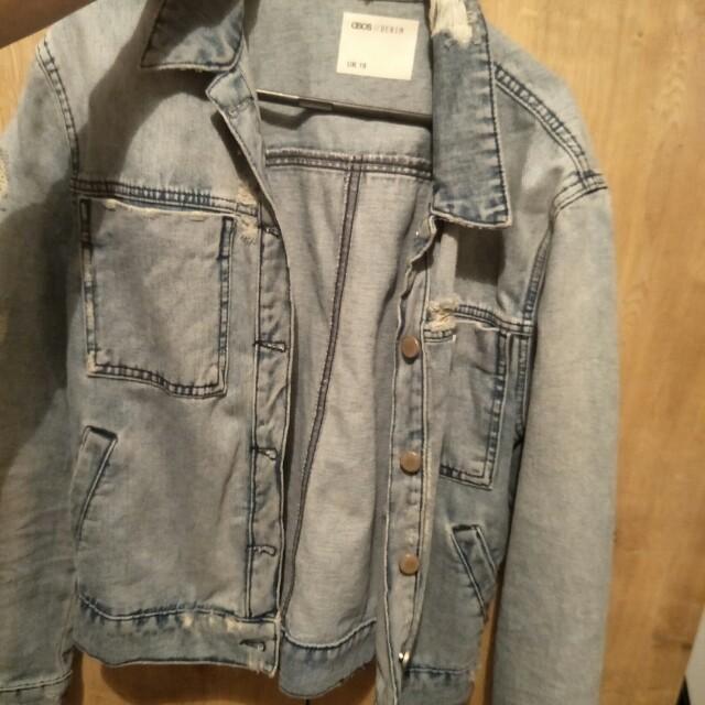 Denim jacket ASOS