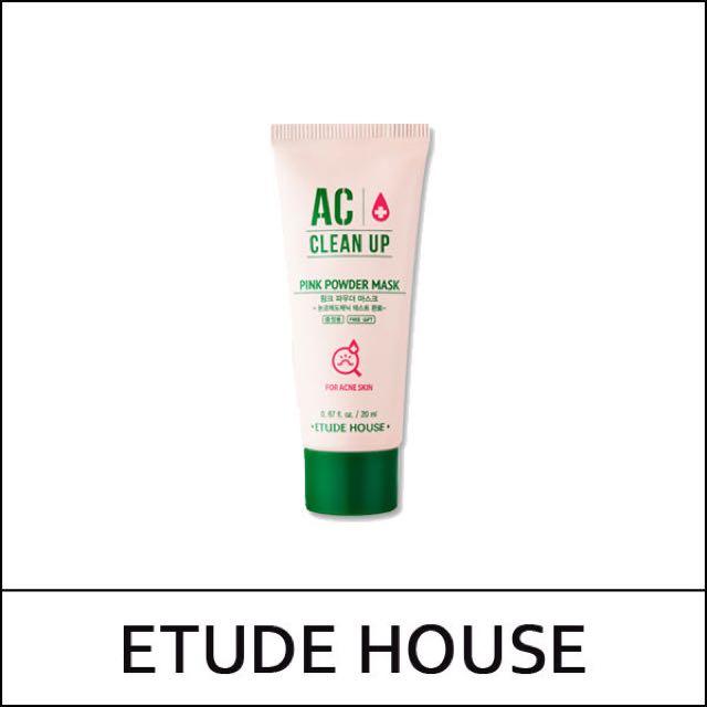 Etude House AC Pink Powder Mask 20ml