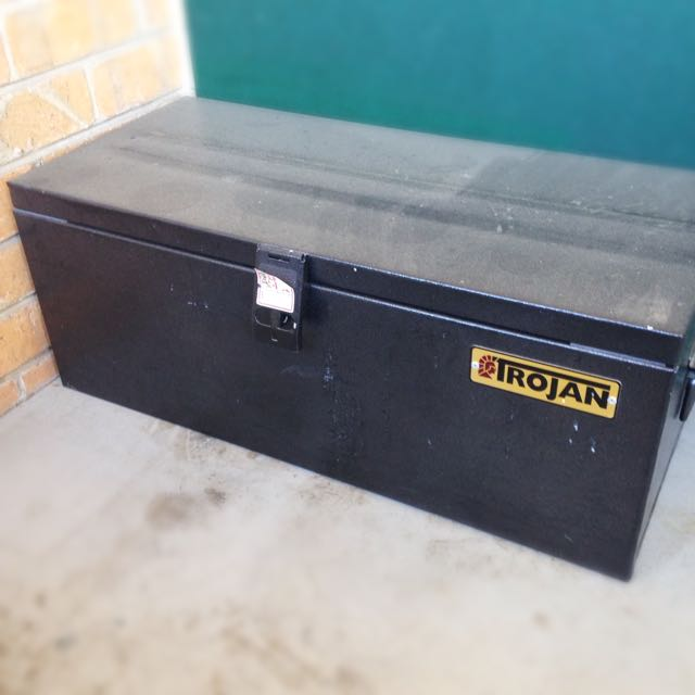 Heavy Duty Storage Trunk