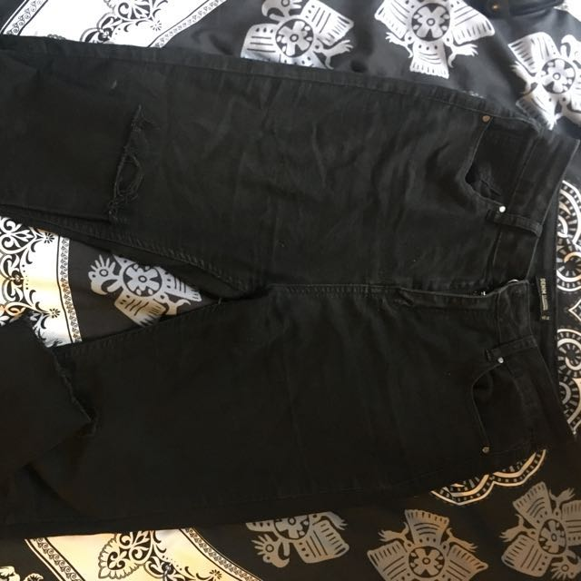 Highwasted jeans size 10