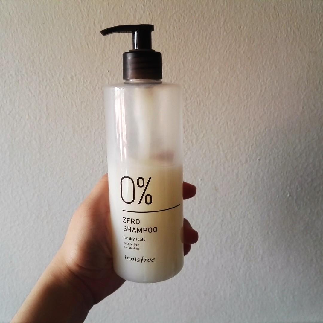 Innisfree 0% Zero Shampoo for Dry Scalp
