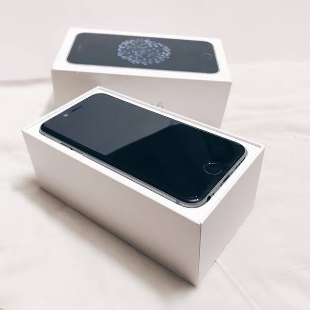 online store 700f8 9796f iPhone 6 64GB Space Gray / Grey W Bellroy Leather Case