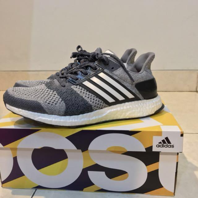 96f7a6b19 ... clearance jual adidas ultraboost st mens fashion mens footwear sneakers  on carousell 21819 465b8