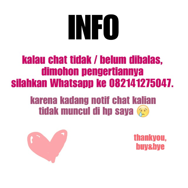 Just Info 🙏