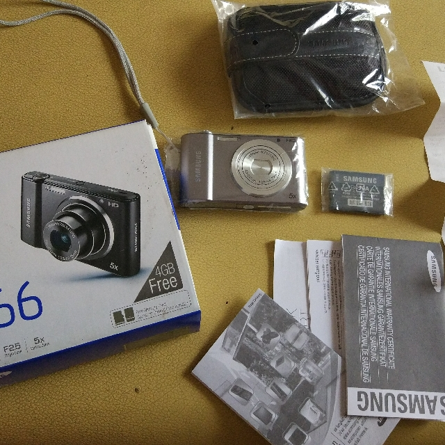 Kamera Pocket Digital saku Samsung ST 66 2018