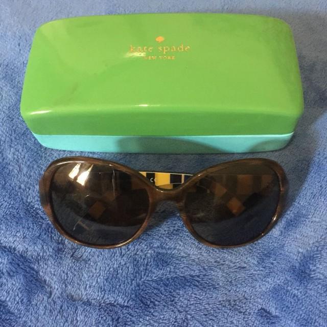Kate Spade sunglasses / eyewear