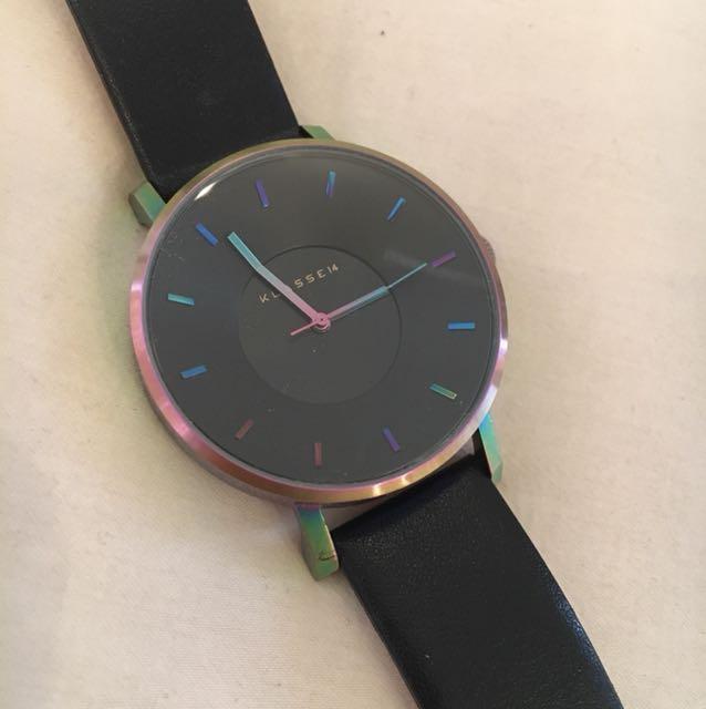 Klasse14 holographic watch