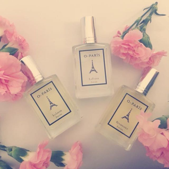 Luxury Perfume From France