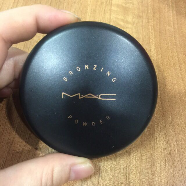 Mac bronzer