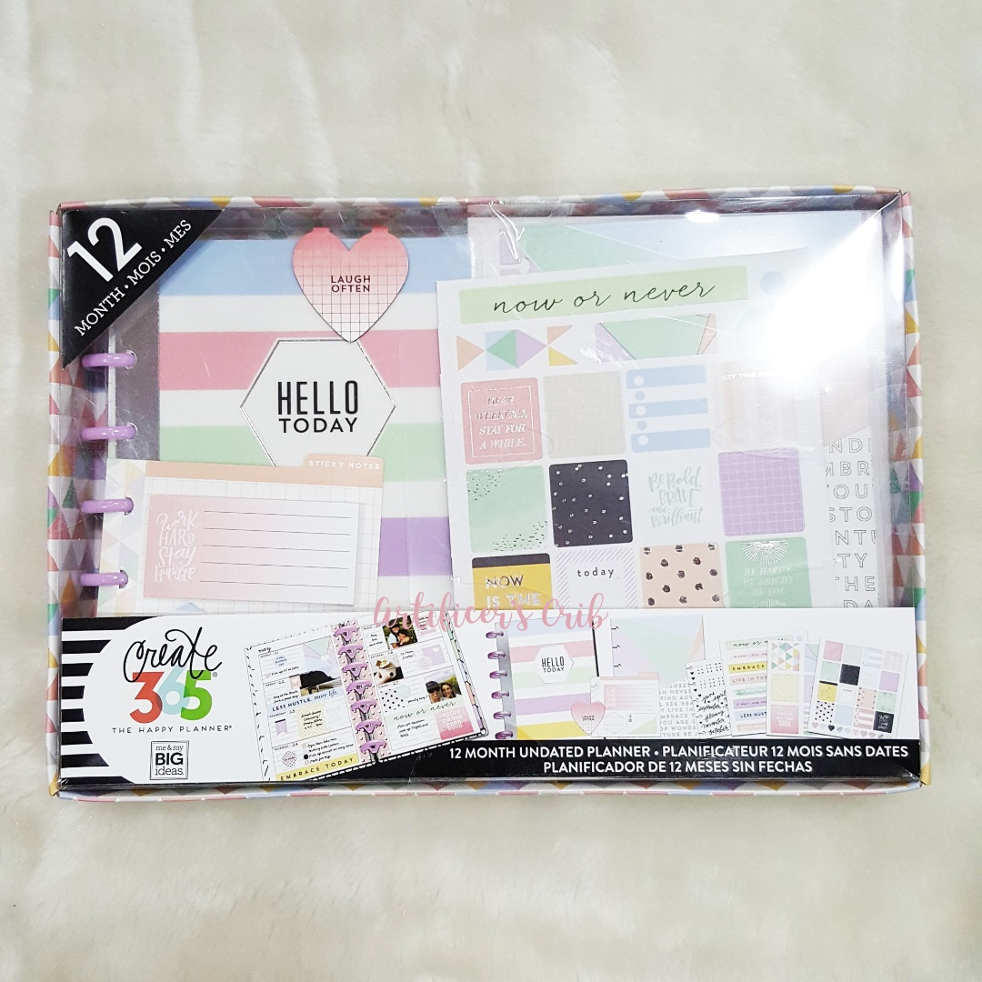 MAMBI Hello Today Mini Planner Box Set