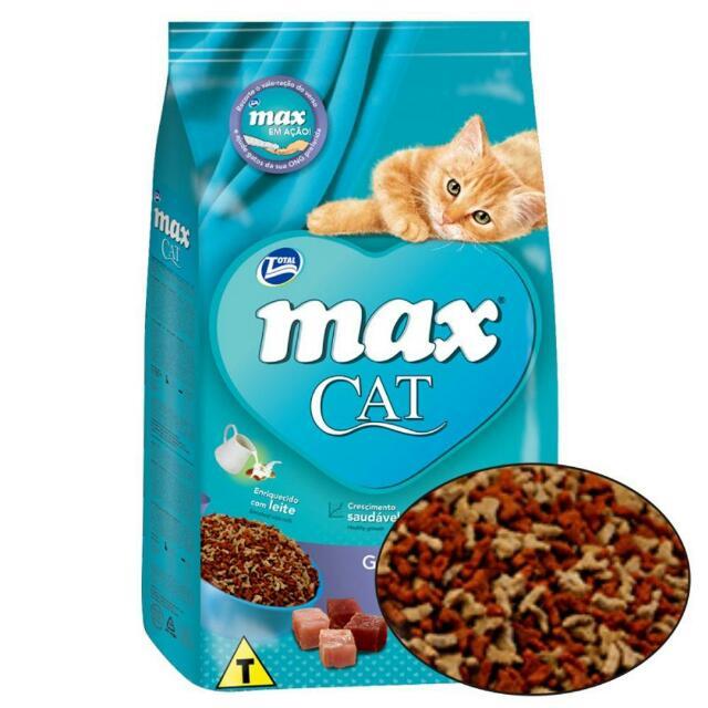 Repack Makanan Kucing Max Cat 1kg