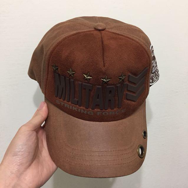 Military Striking Force 帽子
