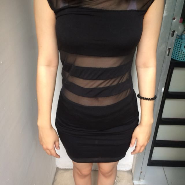 mini dress Telap Basic Woman by Merlin Palamba