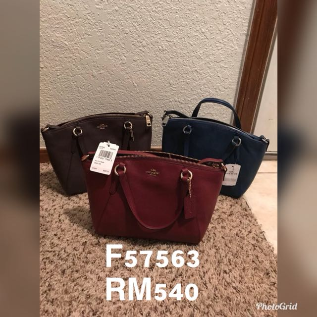 New Coach Handbags Originally From Outlet Us Women S Fashion Bags Wallets On Carou